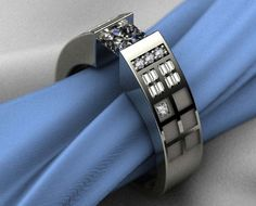 The Most Unusual Wedding Rings, Nerd Style