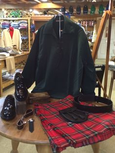 We proudly sell genuine Scottish products, that are prepared, weaved & finished in Scotland.   We can outfit you in a bespoke hand sewn 8 yard kilt or a machine sewn 4 yard kilt.  Fabric is available in three weights, 10 oz, 13 oz and 16 oz and over 500 Tartans.  Skilled crafts people ensure they always supply a beautiful quality item which we know you will appreciate & enjoy. Bespoke kilts require the wearer to be measured in person, to guarantee a perfect fit.