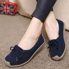 Soft sole lace up comportable casual flats outfits dresslover fashionstyle shopaholic womensfashion mayyourfashion fashionlover party fashion outfits for fall 2019 Flats, Shoes Heels, Flat Shoes, Narrow Shoes, Kinds Of Shoes, Buy Shoes, Beautiful Shoes, Leather Shoes, Cow Leather