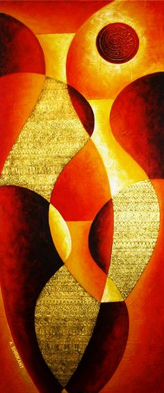 Beginning a Contemporary Art Collection – Buy Abstract Art Right African Art, Painting Inspiration, Art Projects, Contemporary Art, Canvas Art, Painting Canvas, Abstract Art, Art Gallery, Fine Art