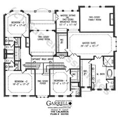 images about Beautiful houses on Pinterest   Amazing House    house plan   Calabria House Plan     nd Floor Plan  Italianate Style