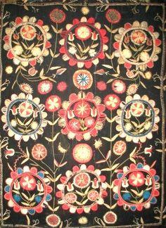 Noin vuonna 1790 Pohjanmaalla Beaded Embroidery, Embroidery Patterns, Aurora, Tarot, Folk Art, Painting, Inspiration, Beads, Wall
