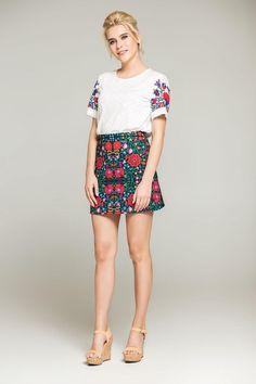 3bf8d84385 Women s Apparel. Kaycee Skirt