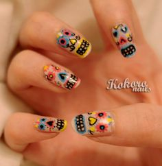 Amazing Pictures: pictures of nail art designs collection