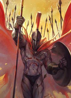 Fantasy Concept Art, Fantasy Rpg, Medieval Fantasy, Fantasy Artwork, Pantheon League Of Legends, Greek Pantheon, Fate Servants, Fate Anime Series, Fantasy Costumes