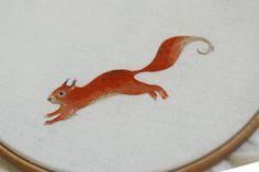 Embroidery by Chloe Giordano