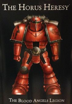 In the Shadow of Mighty Wings: Blood Angels Horus Heresy Era Force