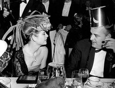 New Year party 1960-1961
