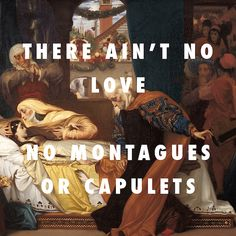 Frederic Leighton, The feigned death of Juliet (1856-1858) / Arctic Monkeys, I Bet You Look Good On The Dancefloor (2006)