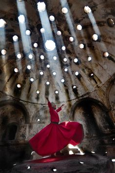 Daily Dozen — Photos -- National Geographic Your Shot-Turkey Whirling Dervish, National Geographic Photos, Your Shot, People Around The World, Islamic Art, World Cultures, Amazing Photography, Spirituality, In This Moment