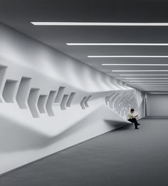 Galeria - Praça Dongdaemun / Zaha Hadid Architects - 21