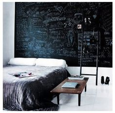 Inspiration, awesome room, love