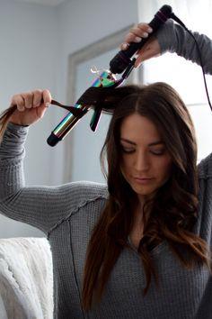Every Day Waves Hair Tutorial  | Pine Barren Beauty