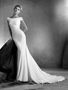 Svatební šaty Atelier Pronovias Edrei 2017