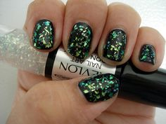 Used this today & I love it (theseare not my nails but it came out just like this) Revlon Moon Candy - Moon Dust by Dimpledapple, via Flickr.