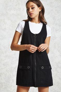 e821cded0759 Denim Overall Dress Denim Overall Dress