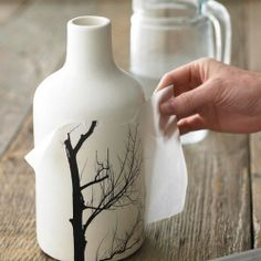 transferring on anything from ceramics to fabric