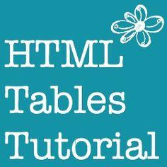 Blogging Tutorials: HTML tables http://www.promaestros.co.uk/