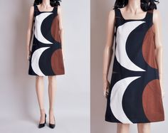 Marimekko dress via ebay