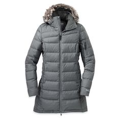 Outdoor Research Women's Fernie Down Parka - at Moosejaw.com