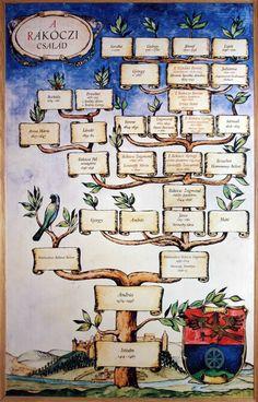 Rakoczi Family tree( a Hungarian Aristocrat). Ferenc Rakoczi ll Prince of Transylvania Hungary History, Coat Of Arms, Vintage World Maps, 1, Culture, Learning, Kids, Budapest, Prince