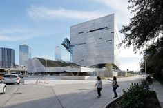 Perot Museum of Nature and Science / Morphosis   ArchDaily
