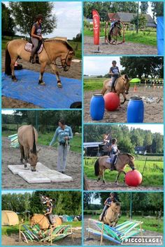 Various obstacles (c) Equinection