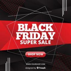 Black Friday Massive Savings Shop Window Sticker