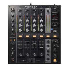 DJM-700 - Standard Mid-Range Professional Digital DJ Mixer | Pioneer Electronics USA