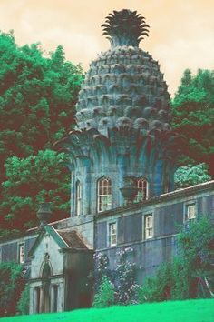 The Pineapple, Dunmore House, Airth Scotland (built in 1791)