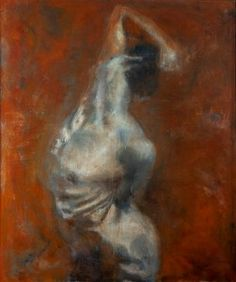 standing #painting #art #abstraction #realism