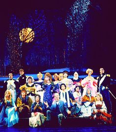 The original Broadway cast of Into the Woods (1987). This show will always hold a special place in my heart!
