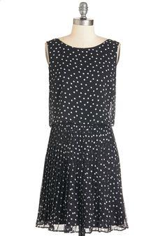 Speckled Effect Dress | Mod Retro Vintage Dresses | Cute