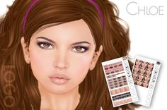 fdee514c8 Second Life Marketplace - LOGO Infinity Chloe Hybrid Mesh Avatar Logo  Infinity, Second Life,