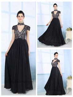 Short Sleeves V-neck and V-back Prom Dresses with An Elegant Circle Neck http://www.ckdress.com/short-sleeves-vneck-and-vback-prom-dresses-with-  an-elegant-circle-neck-p-2039.html  #wedding #dresses #dress #Luckyweddinggown #Luckywedding #wed #clothing   #gown #weddingdresses #dressesonline #dressonline #bridaldresses