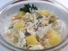 #Summer sides: Cole Slaw Salad with Pineapple #Filipino-style on http://asianinamericamag.com