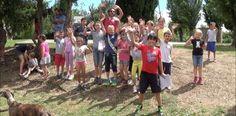 SOS Levrieri nella scuola di Roè Volciano
