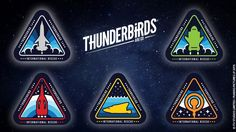 Thunderbirds Are Go launches this Easter Saturday at on ITV! The International Rescue training programme is open for recruits - join up to earn badges and progress through the ranks! Thunderbird 1, Thunderbirds Are Go, Cult, Classic Tv, Boy Birthday, Birthday Parties, Tricks, Geek Stuff, Fandoms