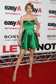 Taylor Swift's Best Red Carpet Looks   Gallery   Wonderwall