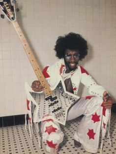 Ahh... The Name Is Bootsy, Baby!