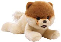 Amazon.com: Gund Boo The World's Cutest Dog from Gund Laying Down Plush