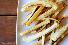 parsnip fries- e2l appropriate