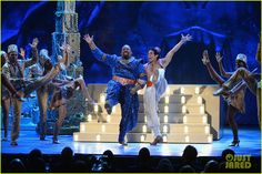 2014 tony award winners | ... Tony Awards 2014 (Video) | 2014 Tony Awards, Adam Jacobs, James Monroe