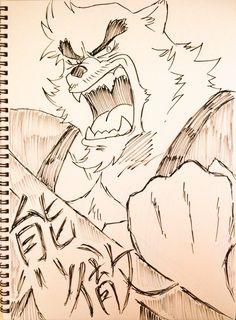 kumatetsu Bakemono No Ko, Mamoru Hosoda, Anime Films, Furry Art, Happy Halloween, Beast, Art Ideas, Fanart, Random