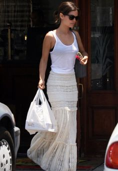 A maxi skirt I actually would wear.