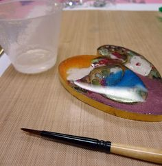 Bezel Wire and Resin - A Tutorial For Experienced Resin Users Part FOUR