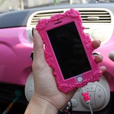 Image shared by Ines Ariani. Find images and videos about cute, pink and iphone case on We Heart It - the app to get lost in what you love. Kawaii Room, Iphone Phone Cases, Phone Covers, Ipod, Pink Princess, Princess Barbie, Barbie Life, Video Pink, Cute Cases