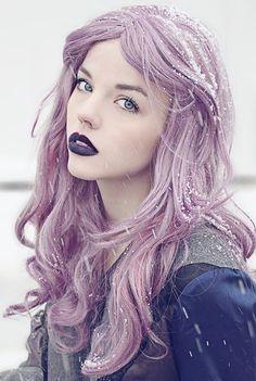 Lavender Frost