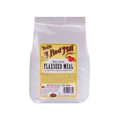 Amazon.com:  $3.62 Bob's Red Mill Whole Ground Flaxseed Meal -- 2 lbs: Health & Personal Care