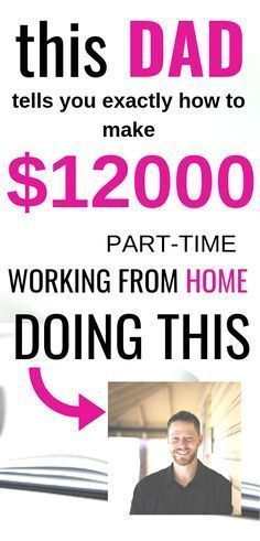 Work from home jobs to Make money from home. This STAY AT HOME DAD tells you how to make money with an Online jobs and doing it part-time. Become a proofreader today - the best Way to make money Earn Money From Home, Way To Make Money, Make Money Online, How To Make, Money Fast, Quick Money, Work From Home Opportunities, Work From Home Jobs, Online Business Opportunities